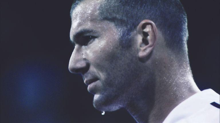 Zidane: un portrait du XXIème siècle