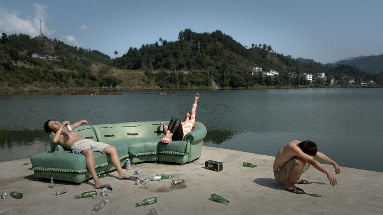 Lake August