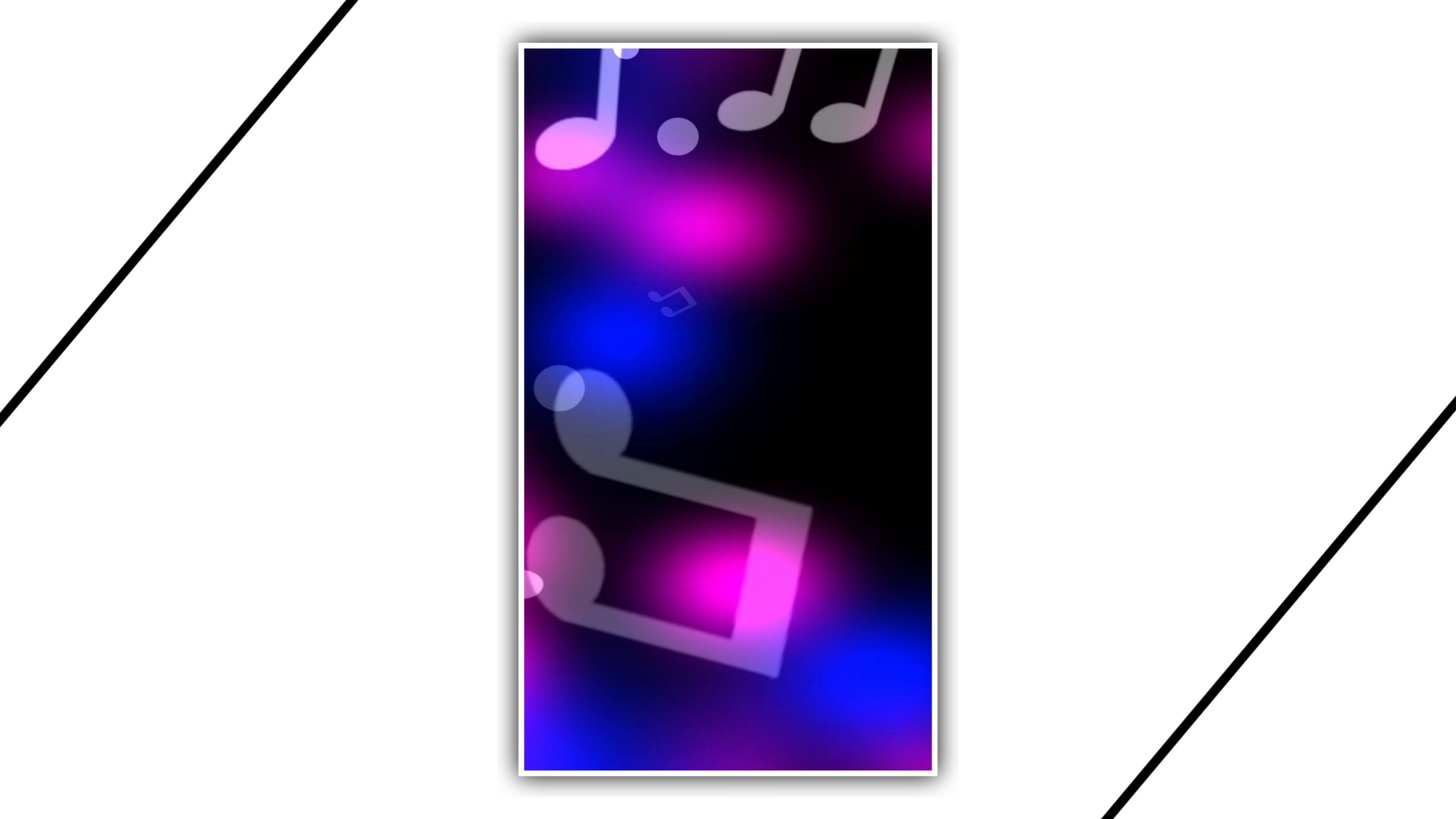 Music Note Spectrum Template Download Kinemaster