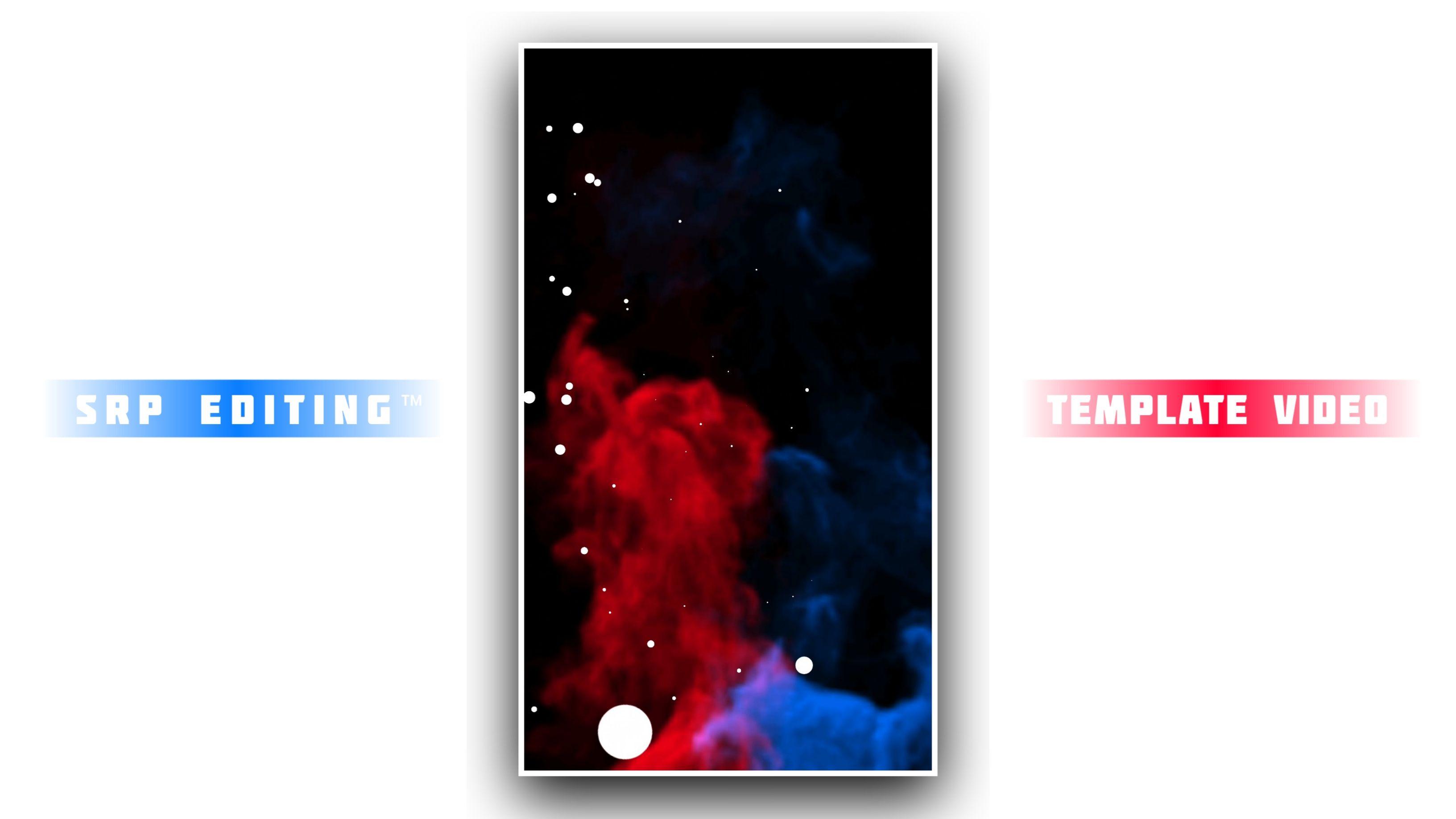 Smoke RBG Effect Kinemaster Template Download