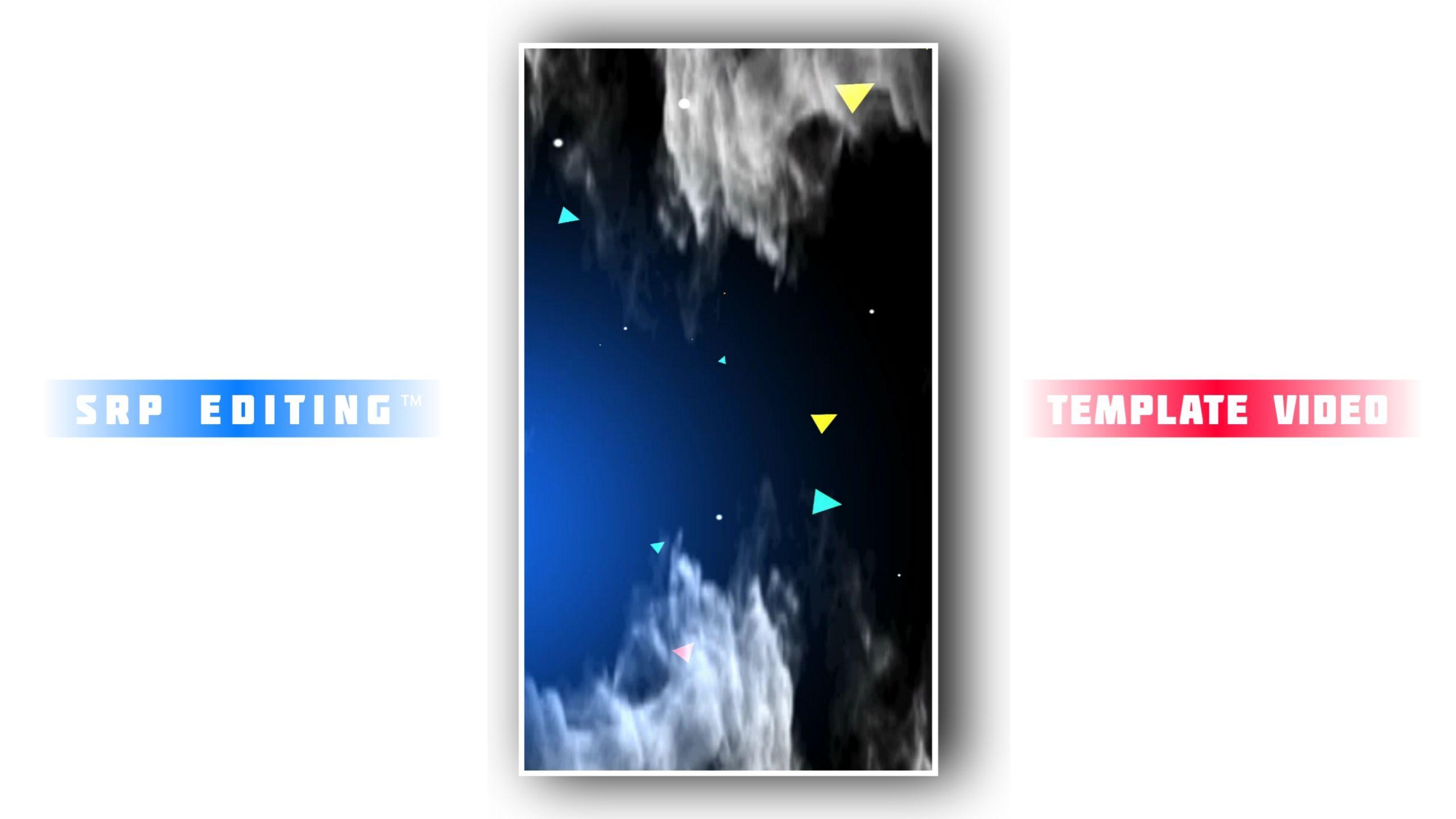 Smoke Light Effect Overlay Kinemaster Template Download Free