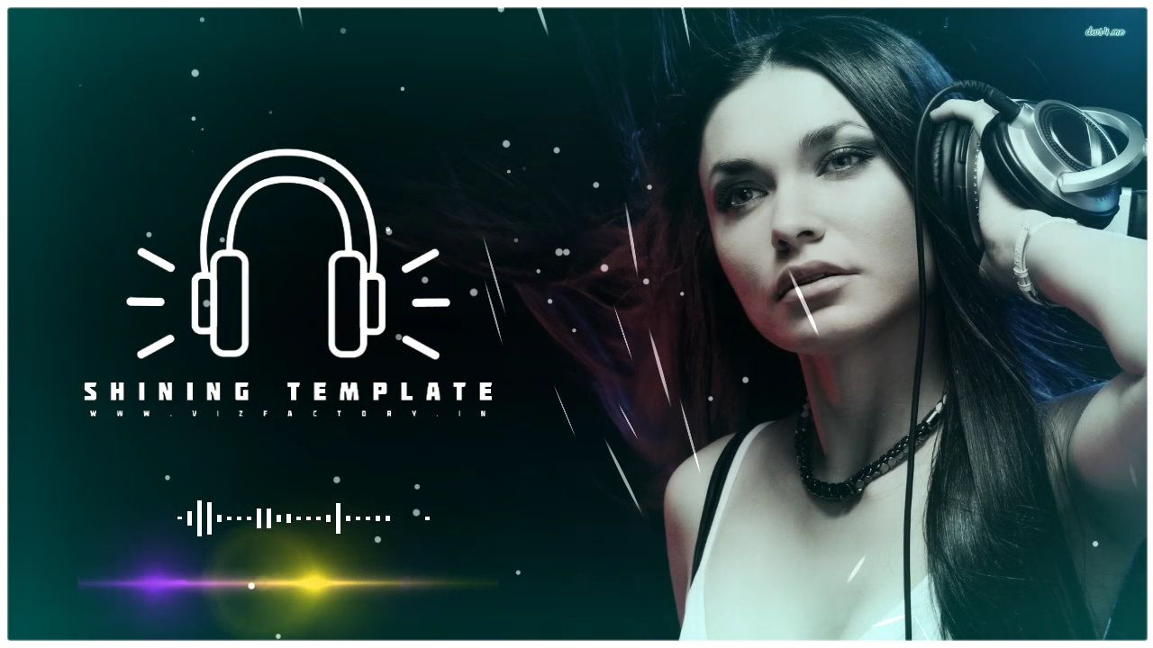 Clearfix Visualizer Template Download for Avee Music Player New