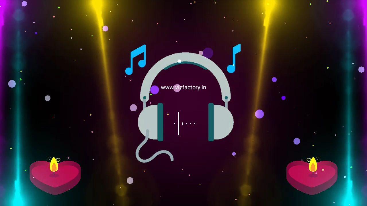 Headphone Avee Player Dj Remix Visualizer Template Download Free