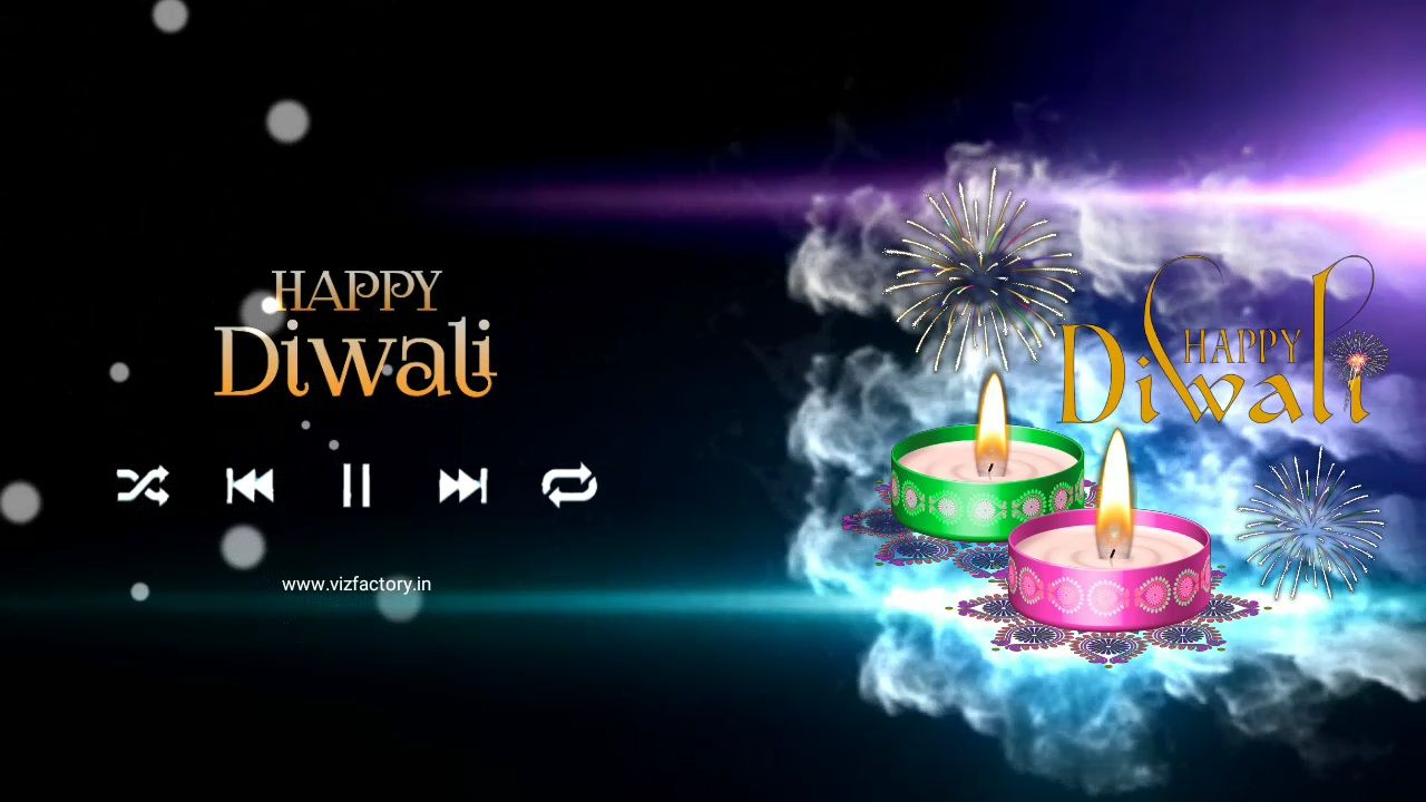 Happy Diwali 2021 Avee Player Template Download Free Dj Song