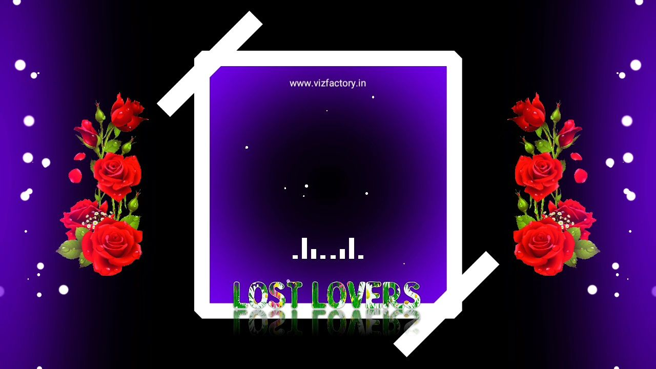 Vector Root Love Effect Avee Player Template Download Free 2021