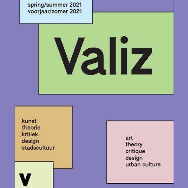 Folder Valiz voorjaar/zomer 2021