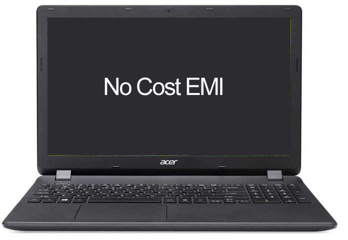 Acer Laptop No Cost EMI