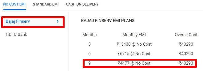 Sony PlayStation 4 on EMI ₹1,303/month from Flipkart