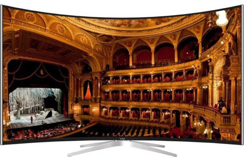 Vu 163cm (65 inch) Ultra HD (4K) Curved LED Smart TV(TL65C1CUS)
