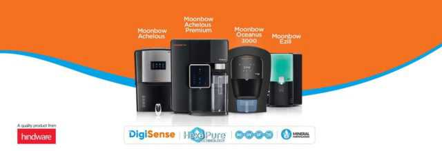 Moonbow Hindware RO Water Purifier