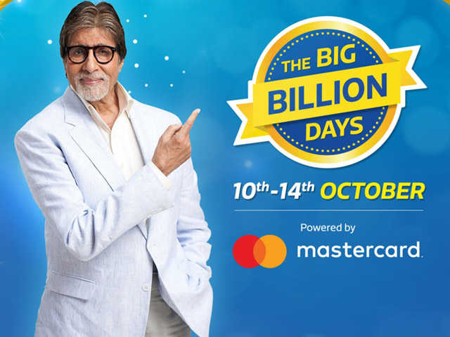 Flipkart Big Billion Days Amitabh Bacchan