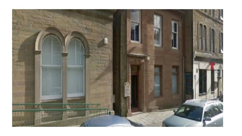 Arbroath Registry Office