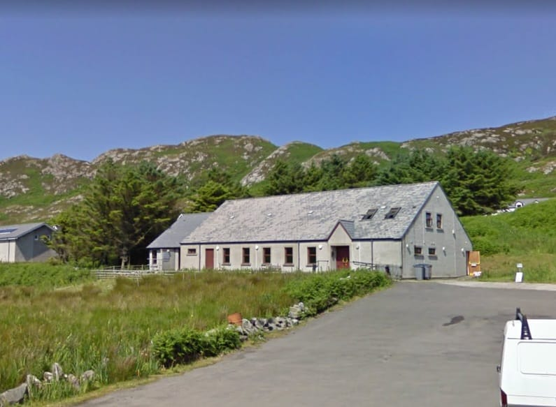 Colonsay and Oronsay Registry Office