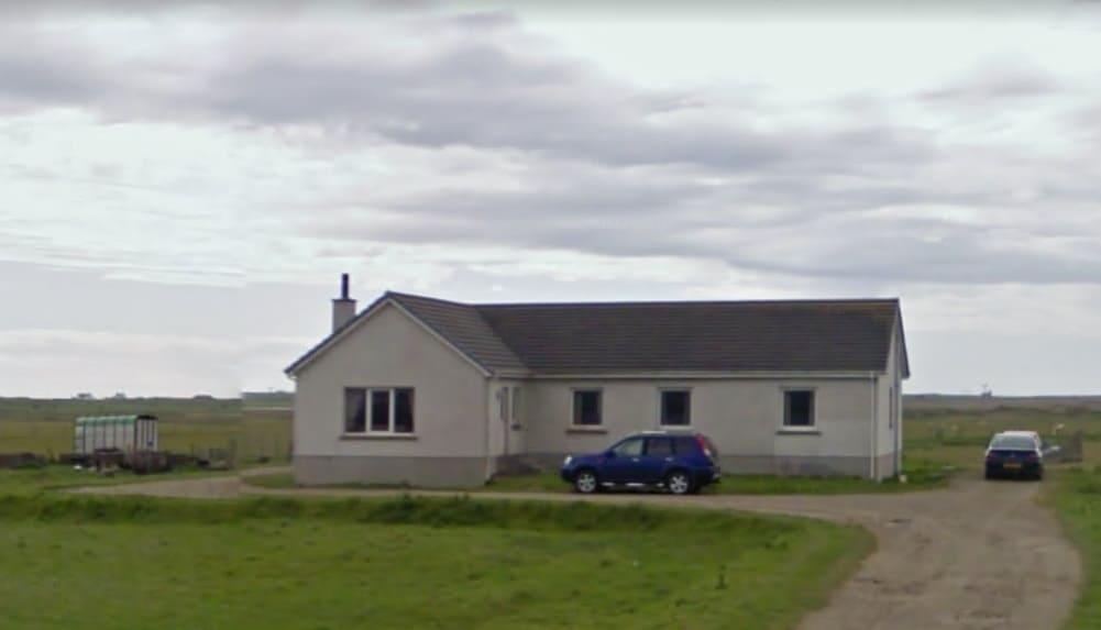 Tiree Registry Office
