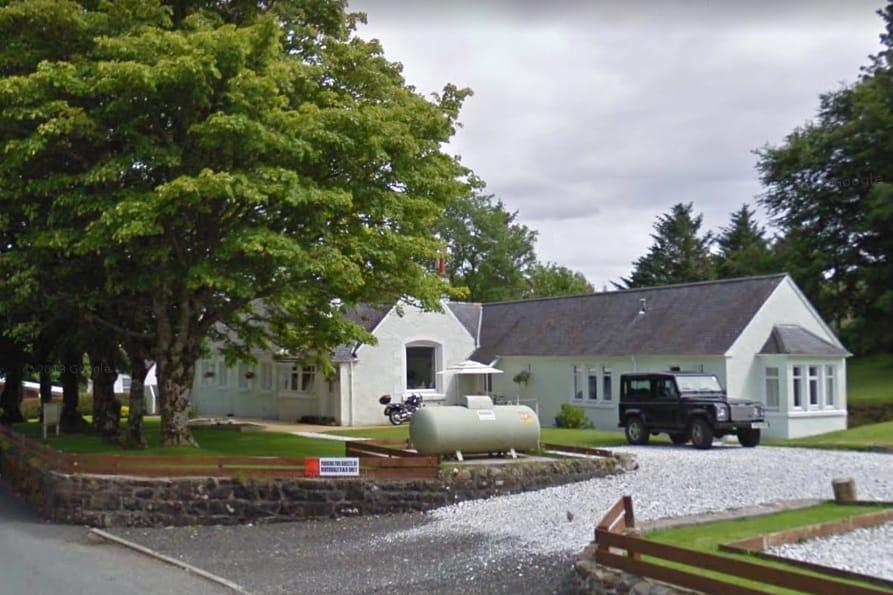 Broadford Registry Office