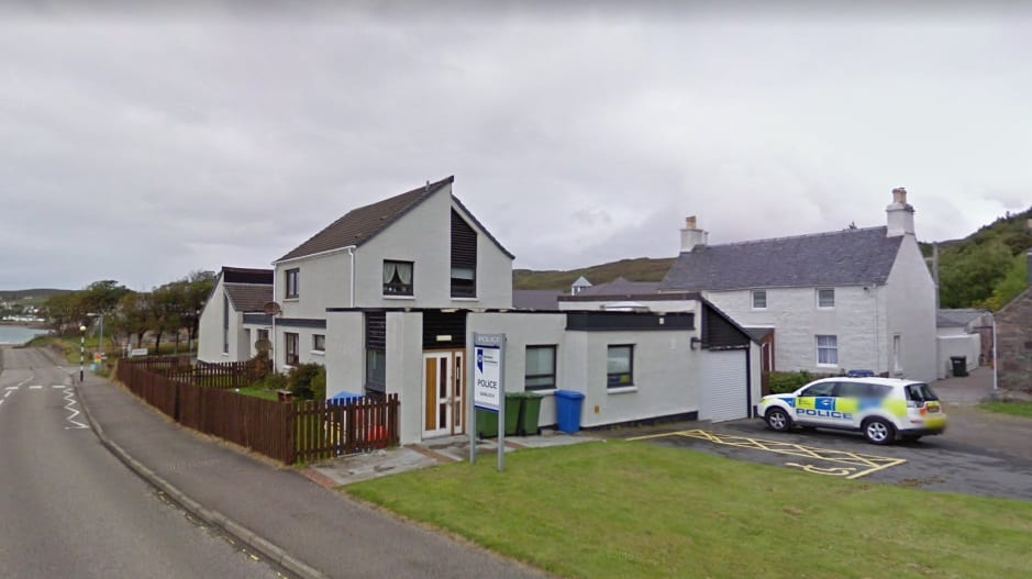 Gairloch Registry Office