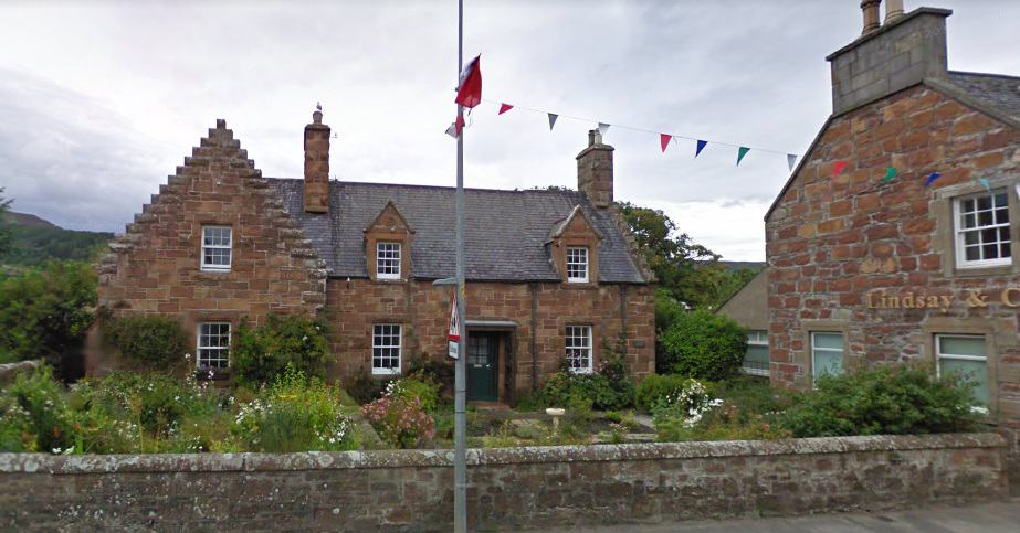 Golspie Registry Office