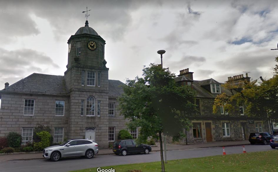 Grantown-on-Spey and Nethybridge Registry Office