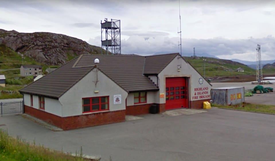 Kinlochbervie Registry Office