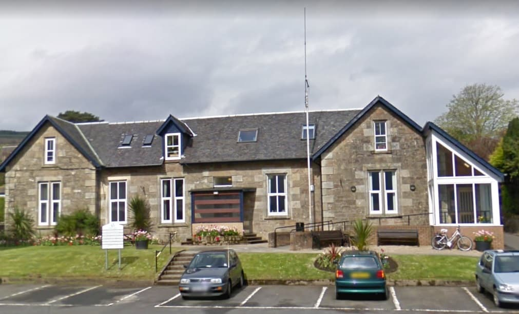Isle of Arran Registry Office