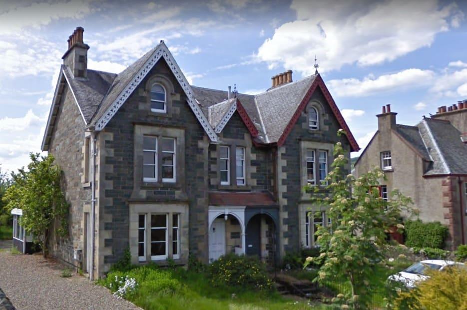 Aberfeldy Registry Office
