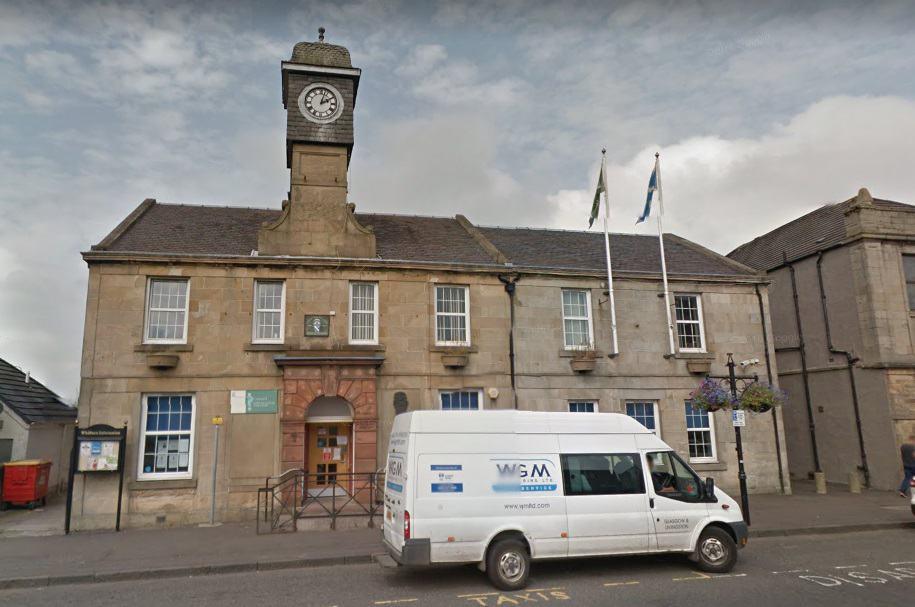 Whitburn Registry Office