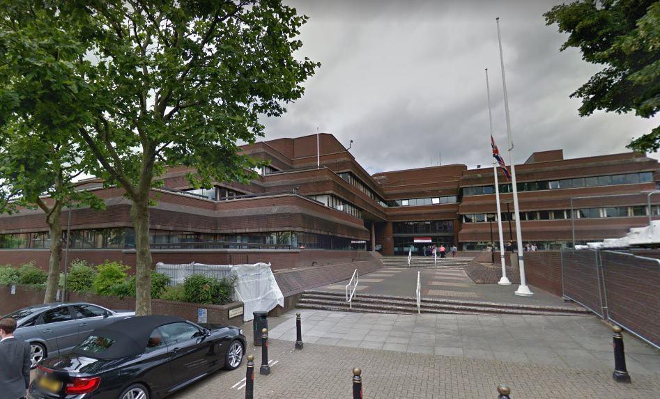 Wolverhampton Registry Office