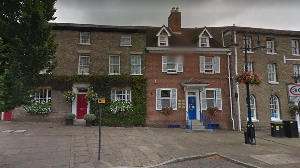 Bury St Edmunds Registry Office
