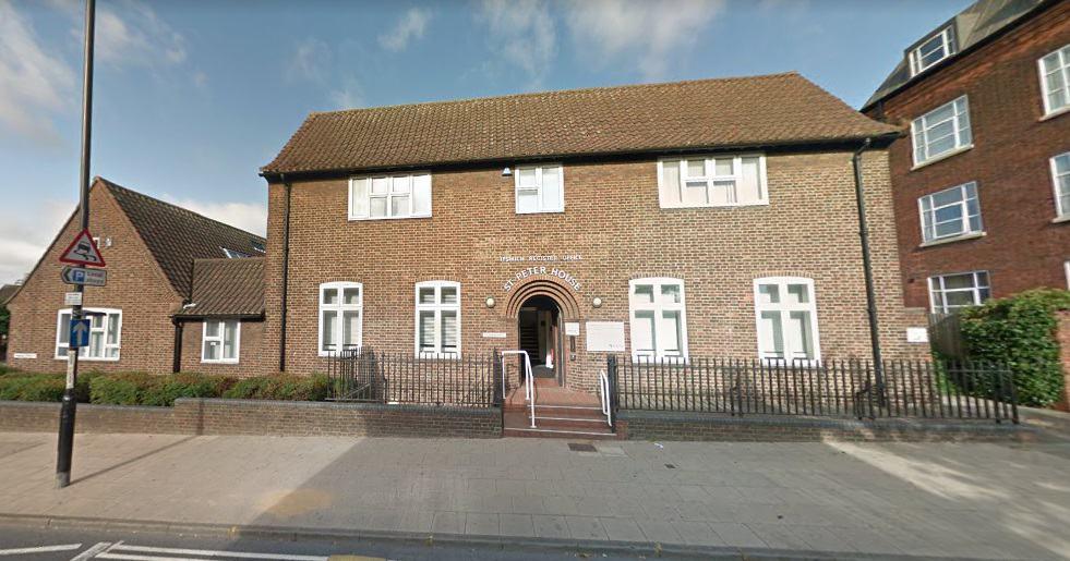 Ipswich Registry Office