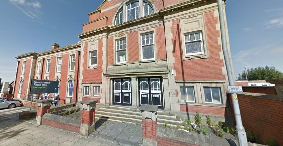Oldham Registry Office