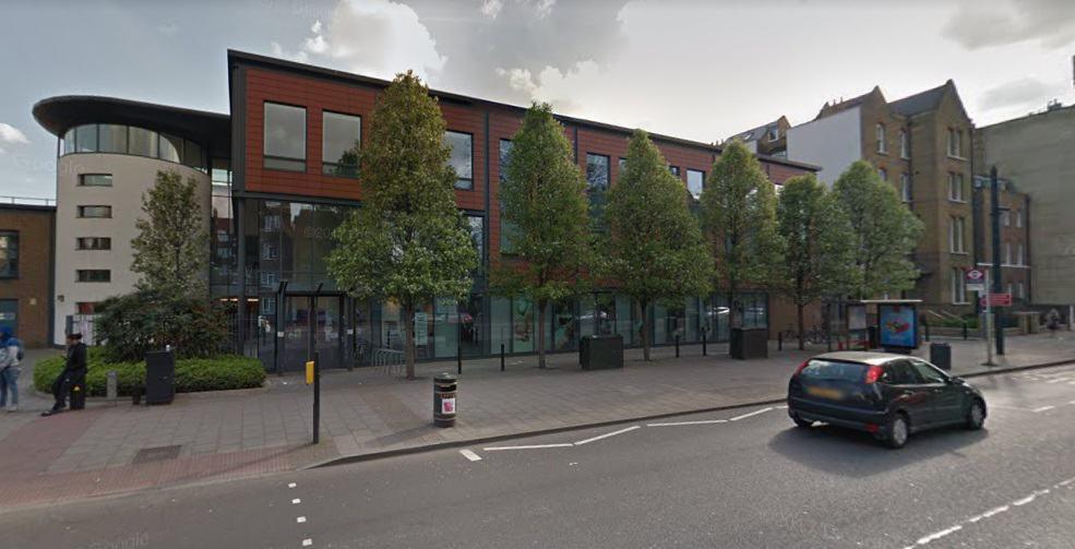 Lambeth Registry Office
