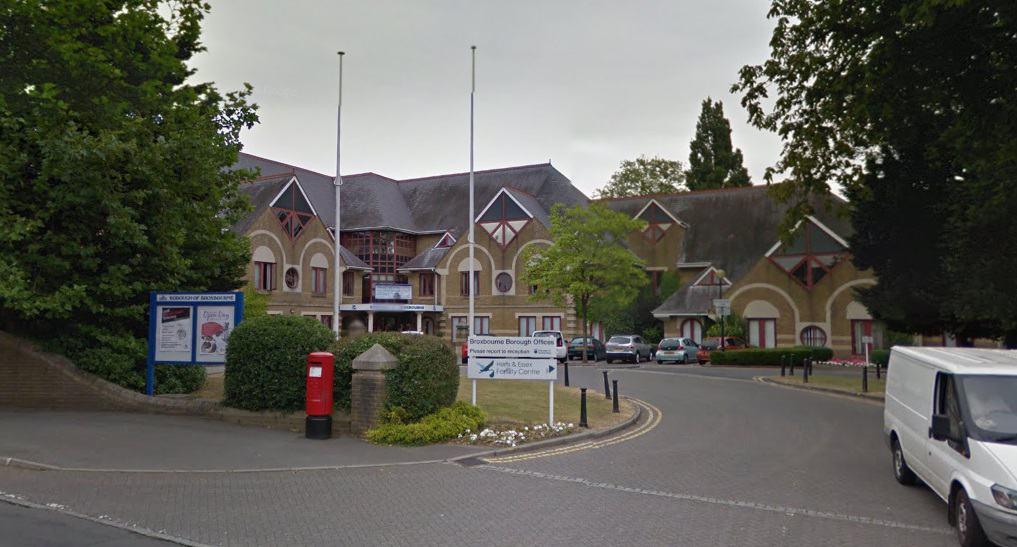 Broxbourne Registry Office
