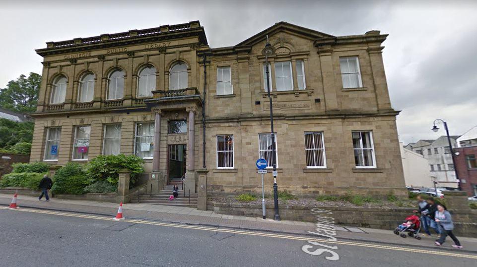Accrington Registry Office