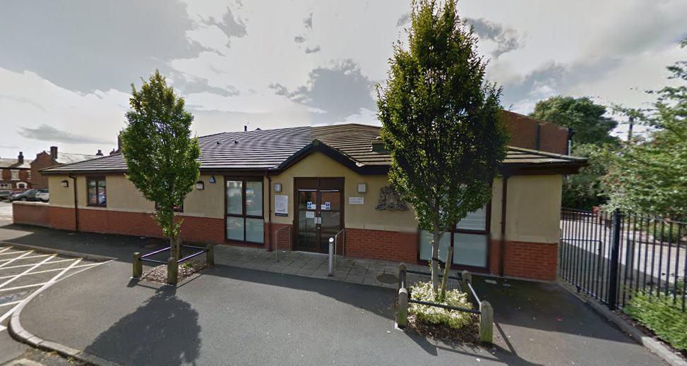 Chorley Registry Office