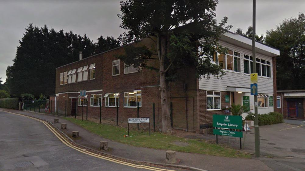 Reigate Library Registry Office