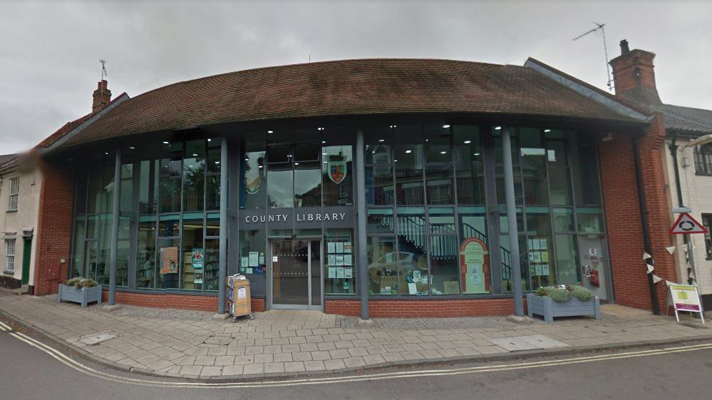 Halesworth Library Registry Office