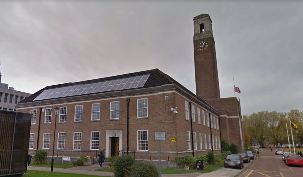 Salford Registry Office