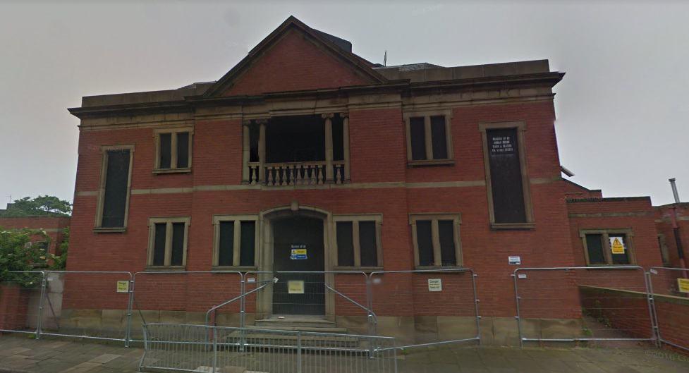Doncaster Registry Office