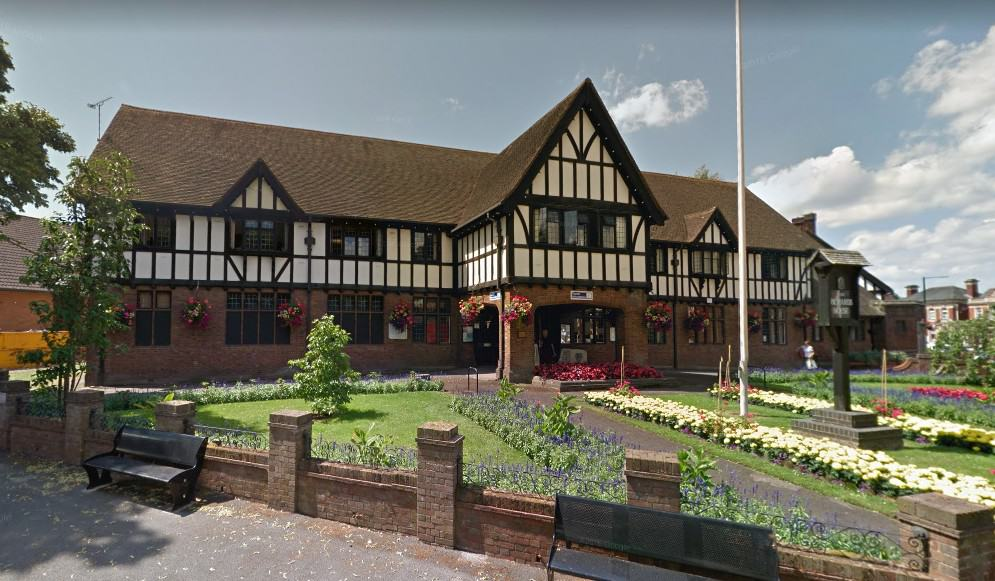 Droitwich Registry Office
