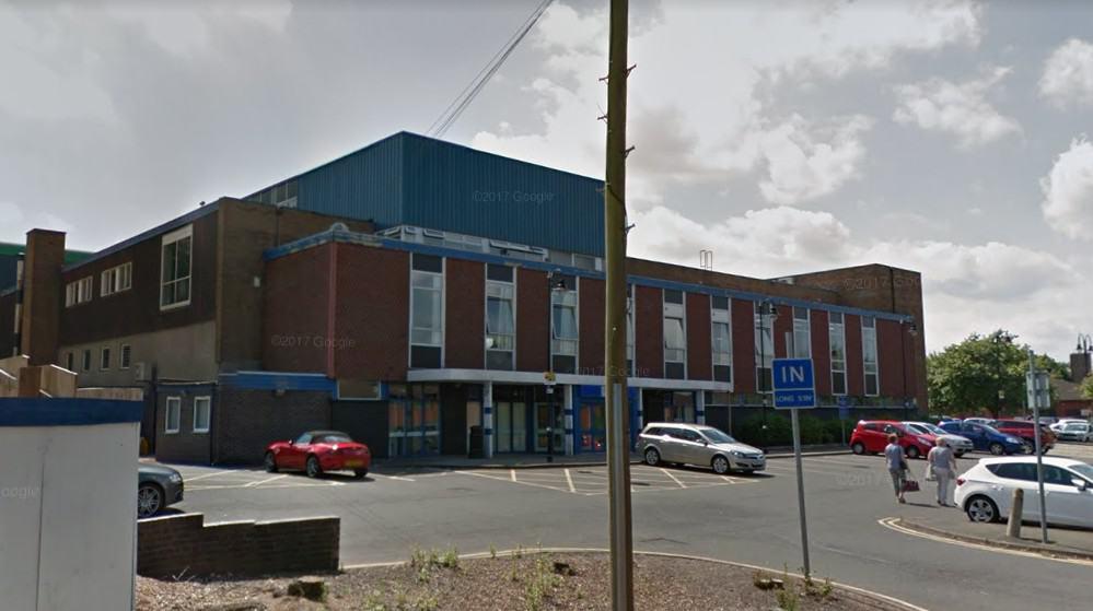 Bromsgrove Registry Office