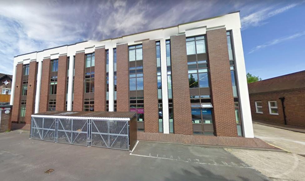 Gosport Registry Office