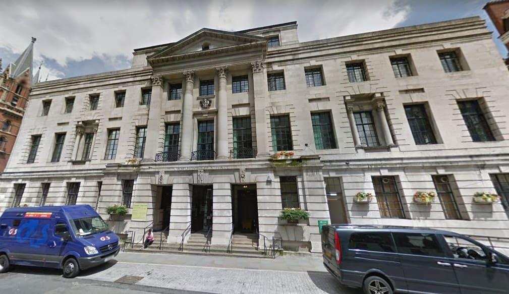 Camden Registry Office