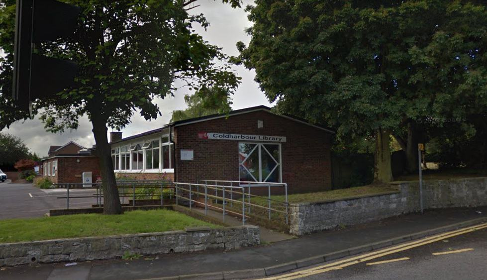 Coldharbour Library Registry Office