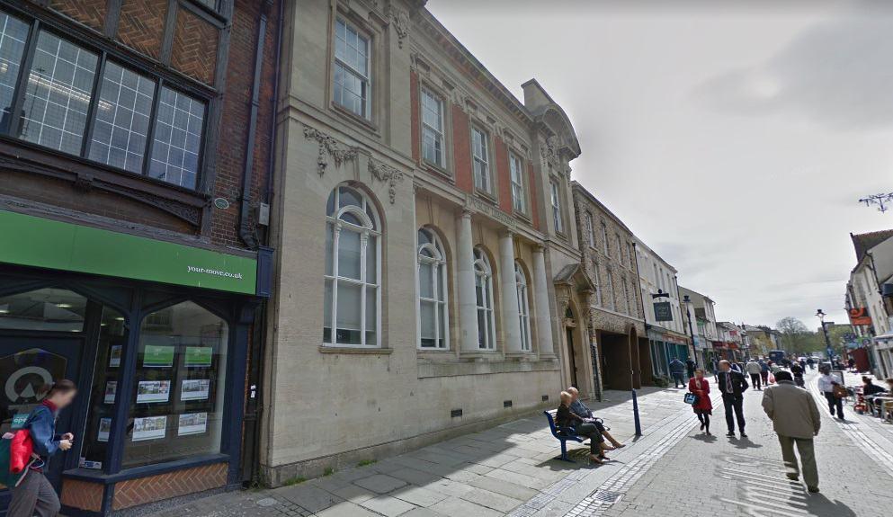 Gravesend Library Registry Office
