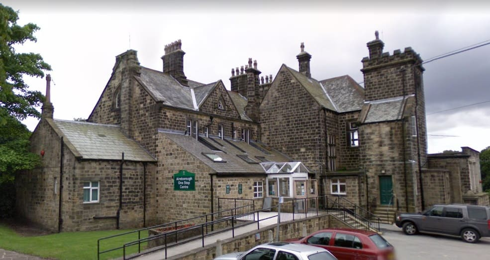 Rawdon Registry Office