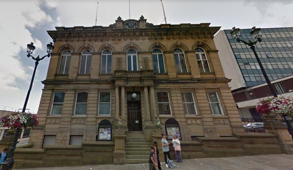 Huddersfield Registry Office