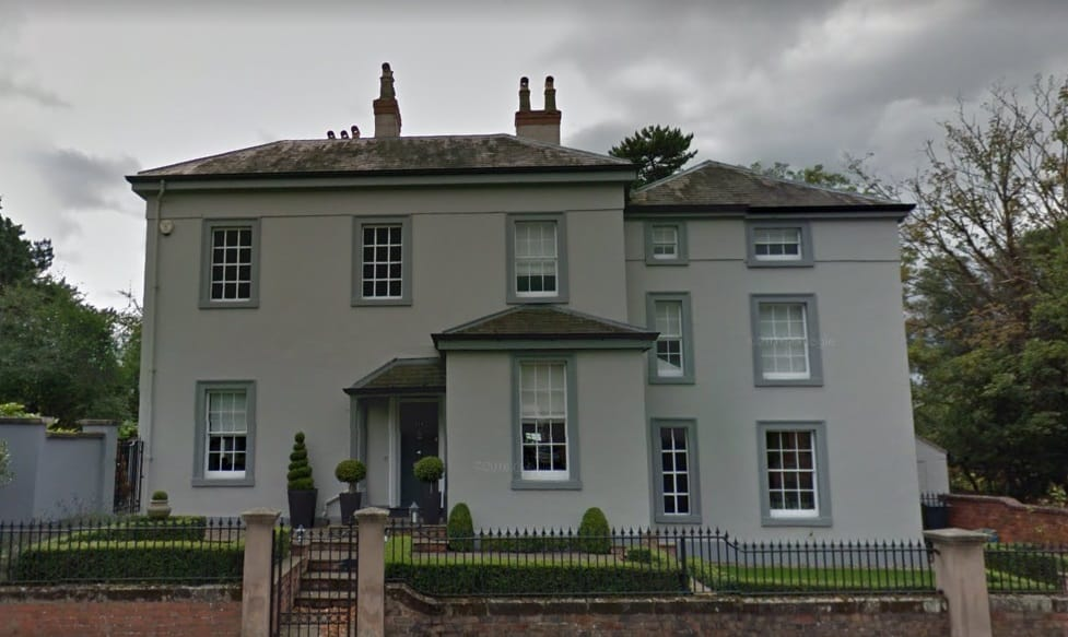 Shropshire Registry Office