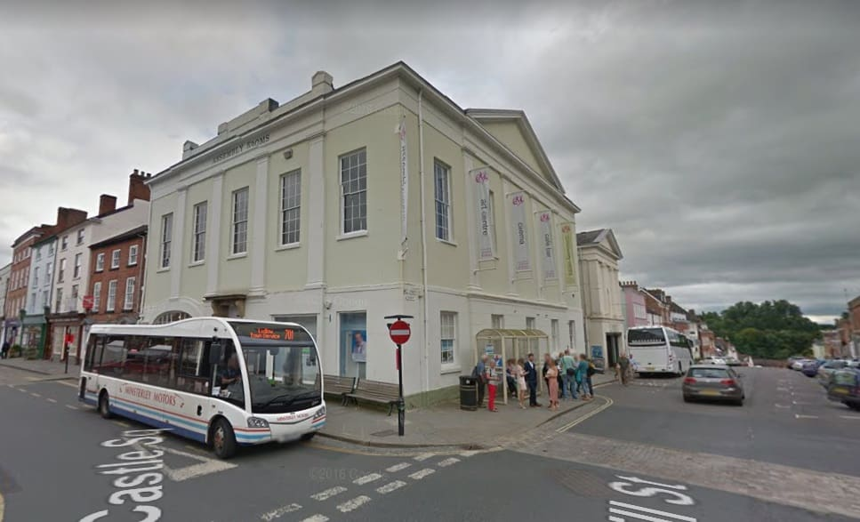 Ludlow Registry Office