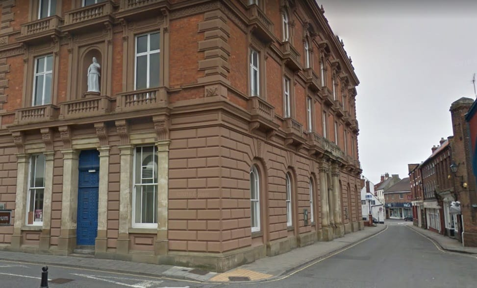 Louth Registry Office