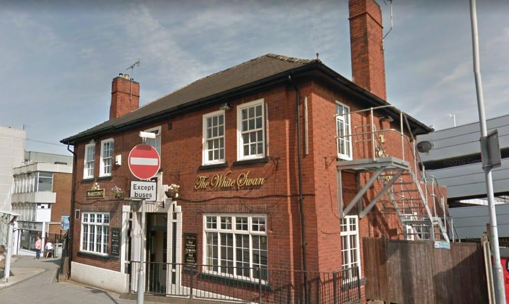 Sutton-in-Ashfield Library Registry Office